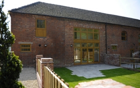 Barn conversion speciailist builders Staffordshire SJ Joinery Building Services