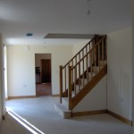 Barn conversion stair case SJ Joinery & Building Services Tean, Stoke, Stafford, Burton, Derby