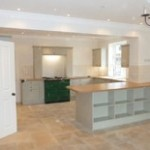 Kitchen remodelling Cubley Derbyshire