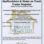Staffordshire Trader Home Improvement Register